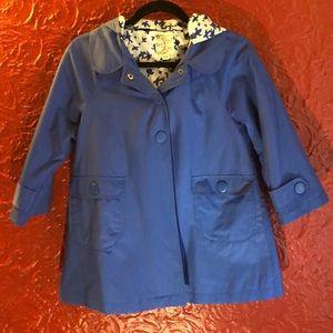 3/4 Sleeve Raincoat